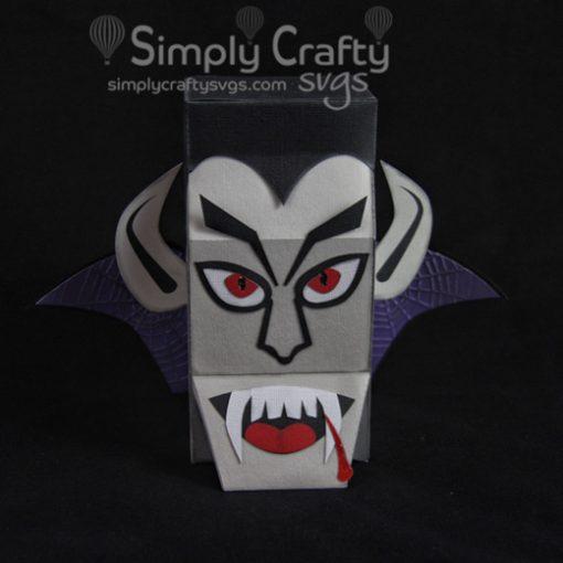 Vampire Box SVG File