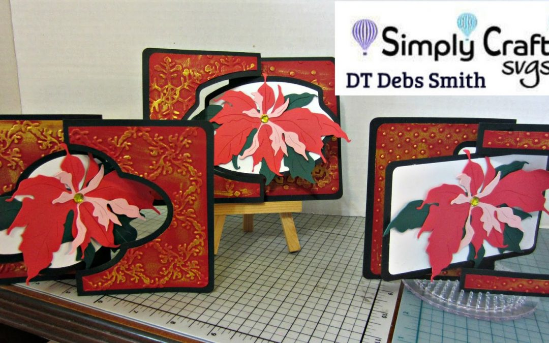 Christmas Swing Cards by DT Debs Smith