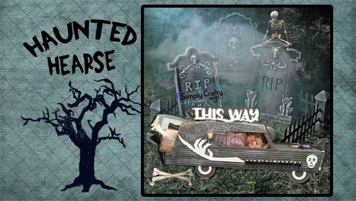 Haunted Hearse by DT Els Schutte