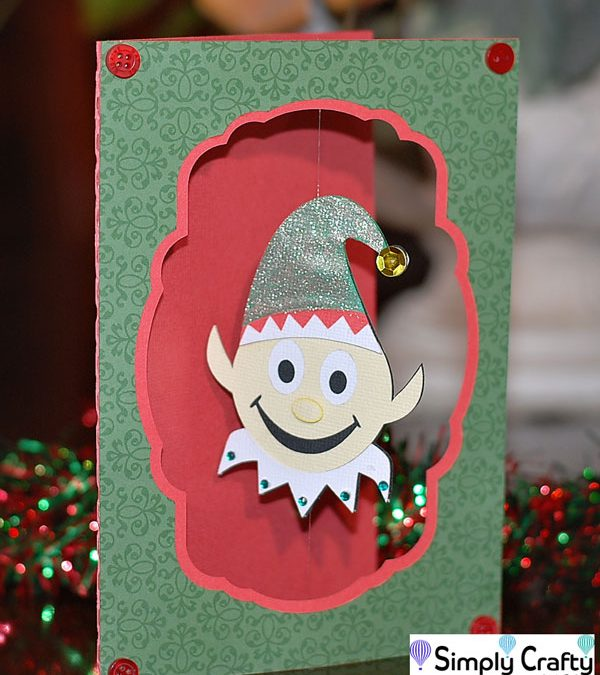 Smiley Christmas Cards by DT Mike Fernholz