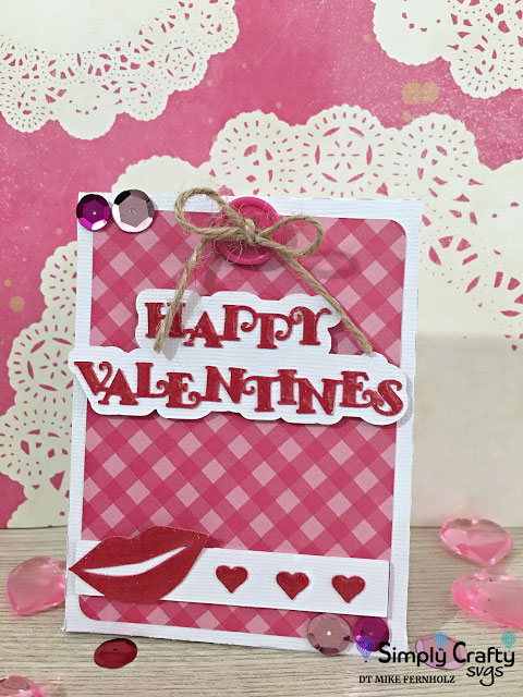 Happy Valentine's Bag by DT Mike