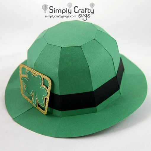 Leprechaun Hat SVG File