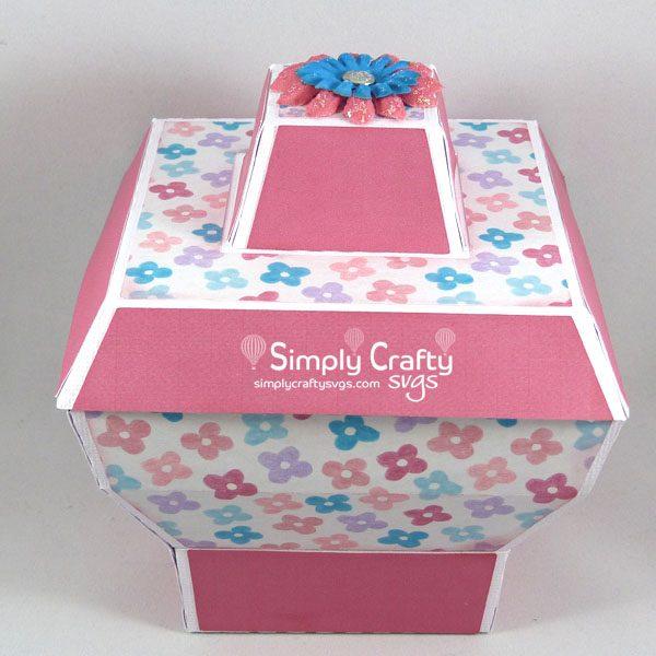 Unique Gift Box Set SVG File