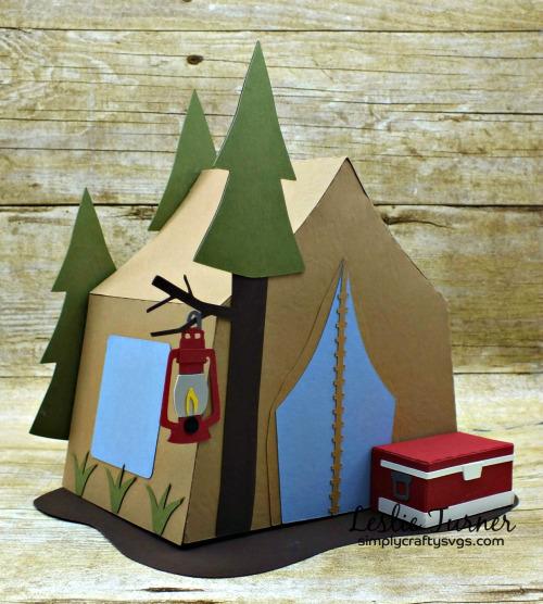 Camping Tent Box