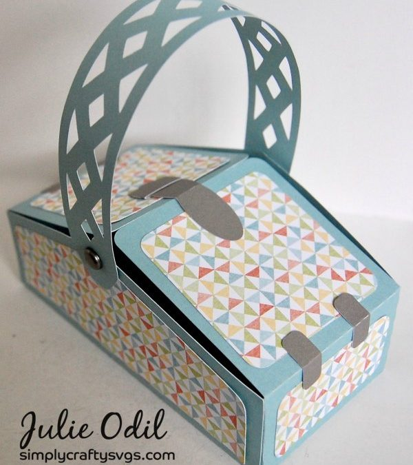 Picnic Basket by DT Julie