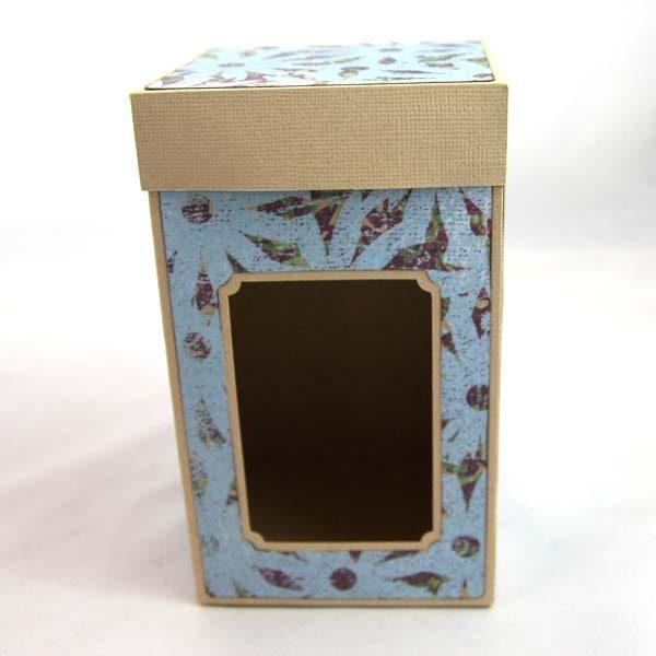 Pint Mason Jar Box SVG File