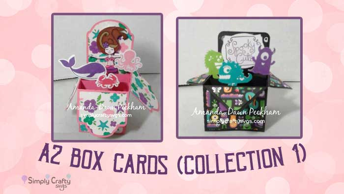 A2 Box Cards by DT Amanda