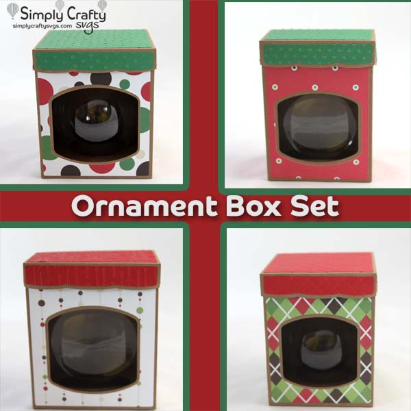 Ornament Box Set
