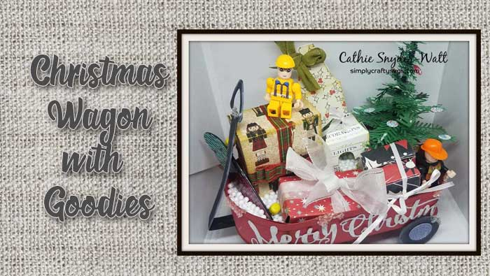Christmas Wagon by DT Cathie
