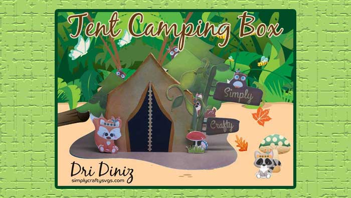 Tent Camping Box by DT Dri