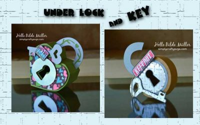 Under Lock and Key by DT Helle