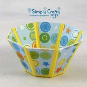 Embellishment Bowl SVG File