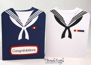 Sailor Uniform Cards