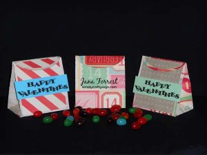Valentine's Day Bag by DT Jana