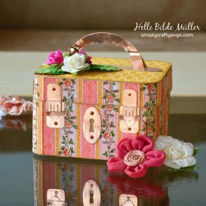 Vanity Case Fit for a Princess by DT Helle