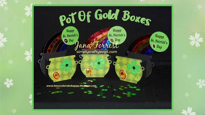 Pot O Gold Boxes by DT Jana