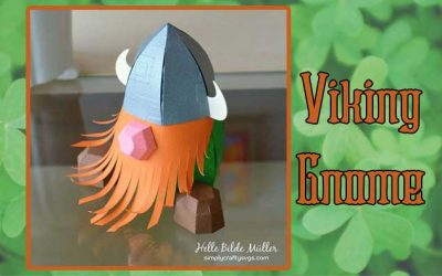 Viking Gnome by DT Helle