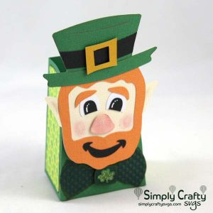 Leprechaun Box SVG File