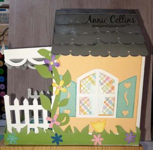Spring Cottage from DT Annie