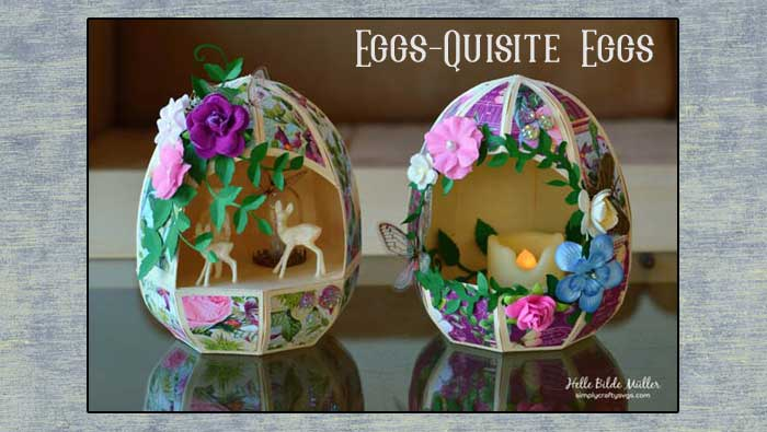 Eggs-Quisite Eggs by DT Helle