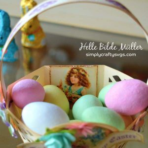 Easter Basket by DT Helle