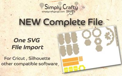 New Complete File (All SVG files in a single file)