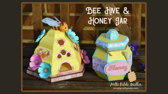 Buzzing Bee Designs By Helle