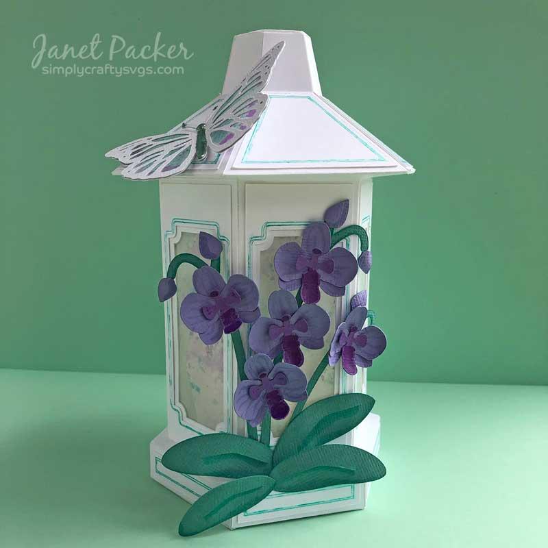 Orchid Lantern