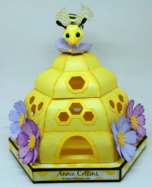 Bee Hive by Annie