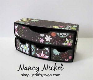 Curvy Drawer Organizers by Nancy