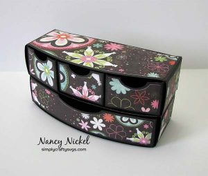 Curvy Drawer Organizers by Nancy