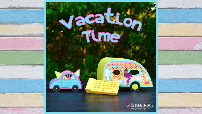 Vacation Time By Helle
