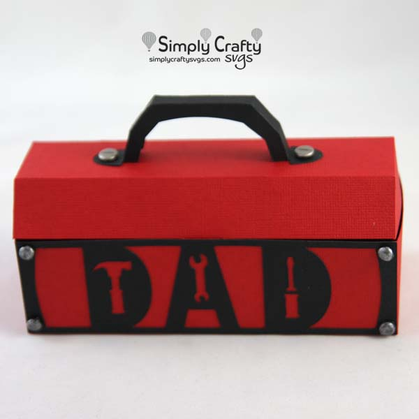"""DAD/""""S MAGIC TOOL BOX MAGNETIC SIGN FOR TOOL BOX"""