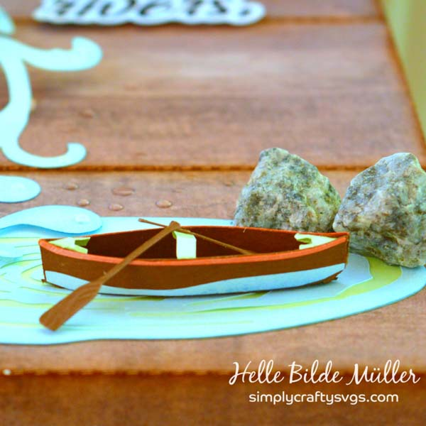 Can and Canoe Creation By Helle
