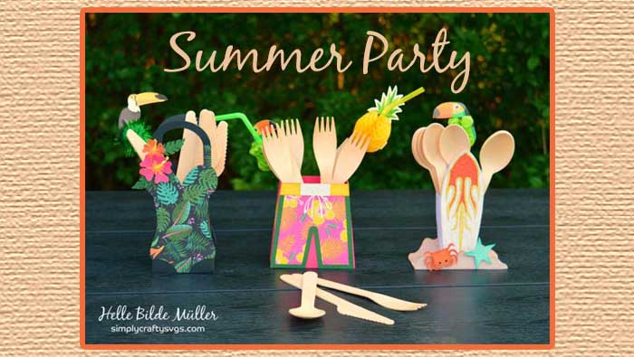 Summer Party By Helle