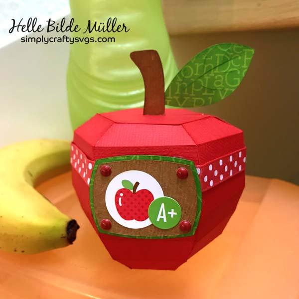 3D Apple Box