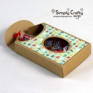 Crayon Box SVG File