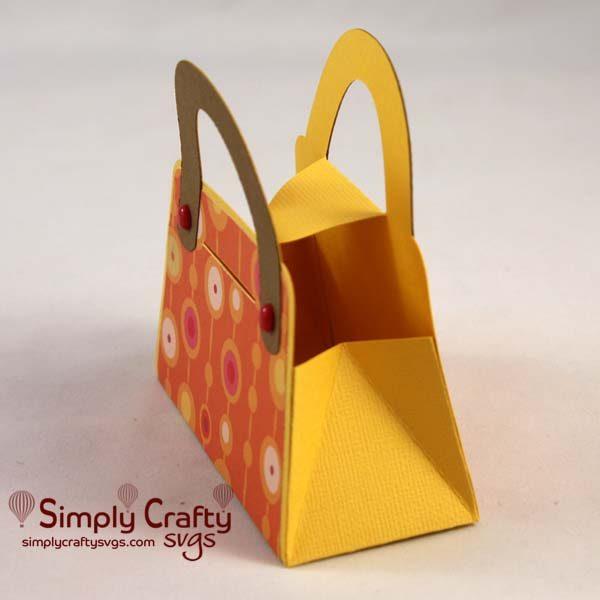 Handbag SVG File