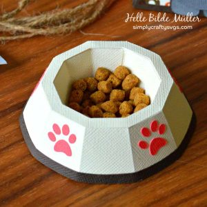 Feline Designs Cat Dish by Helle