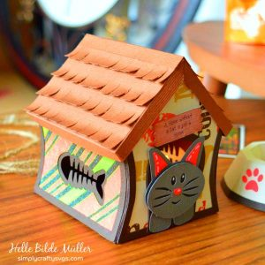 Feline Designs Cat House by Helle