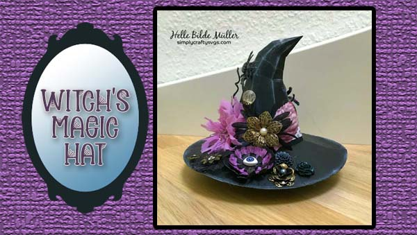 Witch's Magic Hat by Helle
