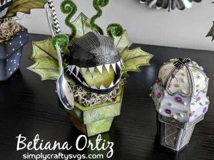 Hungry Venus Flytrap Family by Betiana