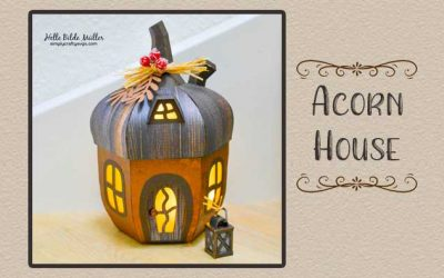 Acorn House by Helle