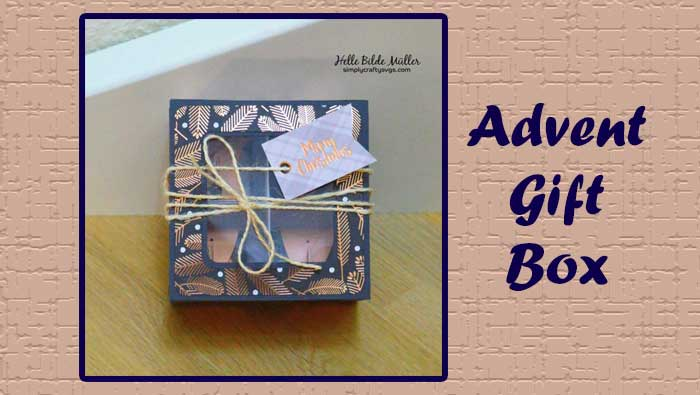 Advent Gift Box by Helle