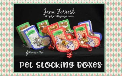 Pet Stockings by Jana