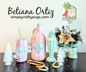 Christmas Egg Nog by Betiana