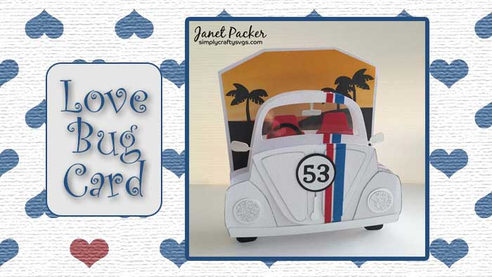 Love Bug Card by Janet
