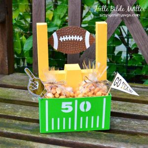 Super Bowl by Helle