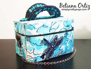 Vintage Vanity Case SVG by Betiana