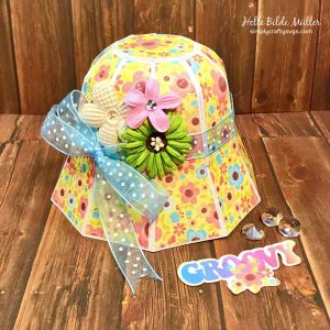 Bucket Hat by Helle